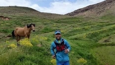 Marokkaan rent 30 marathons in 30 dagen in 30 steden - Marokko Nieuws | Nieuwsbrief Stichting Marokkanenbrug | Scoop.it