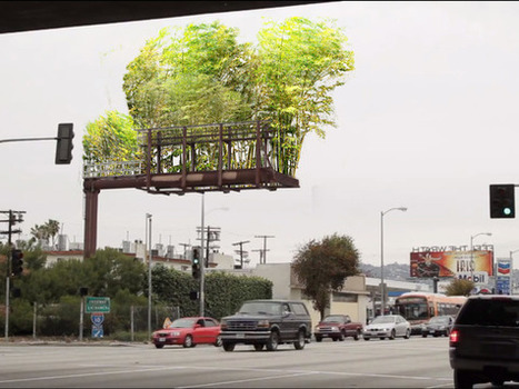 Urban Air Concept— Greening the streets of Los Angeles | Architecture on GOOD | Sustainable Futures | Scoop.it