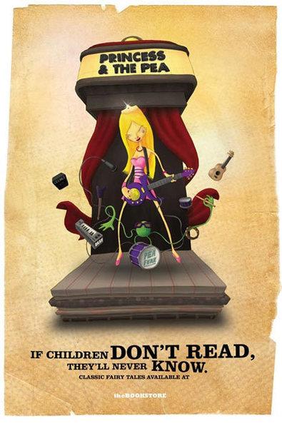 40 campañas publicitarias inspiradas en cuentos de hadas : Marketing Directo | Educación Infantil | Scoop.it
