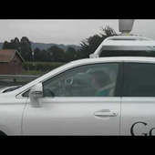 This Spooky Google Car Is Driving Itself | Strange days indeed... | Scoop.it