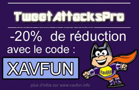 Code promo TweetAttacksPro 3 Pro et Unlimited version | Veille SEO - Référencement web - Sémantique | Scoop.it