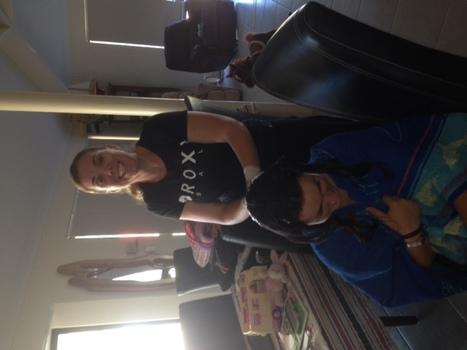 Kellie  Hairdressing | OHS | Scoop.it