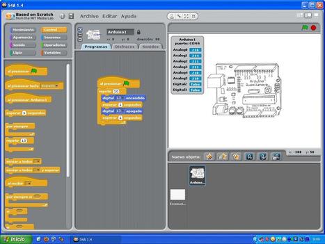 PRACTICA 1 ARDUINO. | altecno | arduino integración | Scoop.it