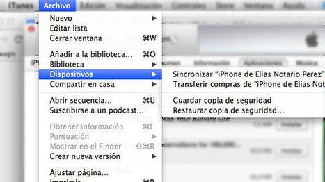 Instalar iOS 7, todo lo que debes saber | Cesar Rios | Scoop.it