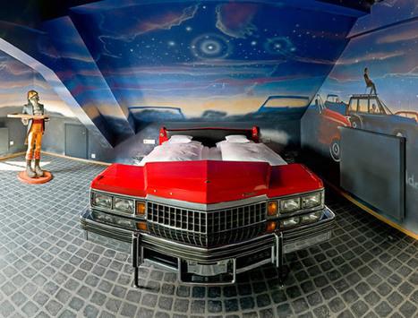 À voir! Le Meilenwerk V8 Hotel de Stuttgart | Allemagne tourisme et culture | Scoop.it