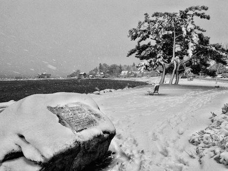 Michael St. Jean ● Photography: Winter Photo Walk with the Fujinon 18-55 | Fujifilm X Series APS C sensor camera | Scoop.it