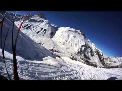 Speedriding: One Flight A Week #6 Val d'isere, les marmottes - YouTube   Speedriding   Scoop.it