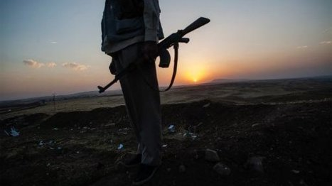 Iraq keeps eye on Kurd-jihadist battle in Syria - FRANCE 24 | Middle East North Africa news | Scoop.it