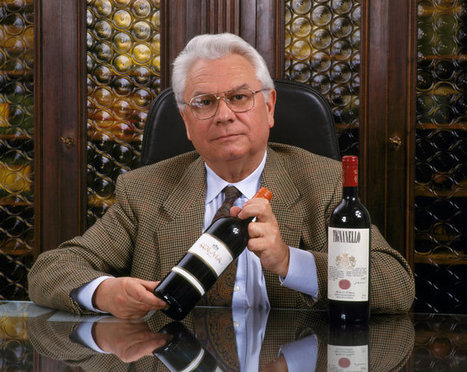 Giacomo Tachis, Who Brought French Influence to Italian Wine, Dies at 82 | Vitabella Wine Daily Gossip | Scoop.it