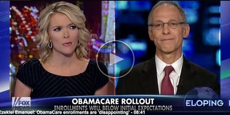 Watch Megyn Kelly and FOXNews Get Called Out For Sabotaging Obamacare | Daily Crew | Scoop.it