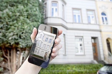 Firms raising the bar on house-hunting apps | All Things Location-Based | Scoop.it