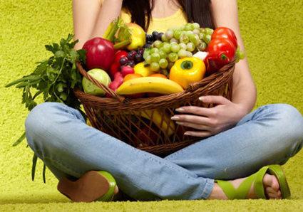How to Enjoy a Healthy Vegetarian Diet | Health | Scoop.it