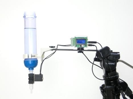 WDK, cómo fotografiar gotas de agua de manera automática - ALTFoto | generalitats | Scoop.it