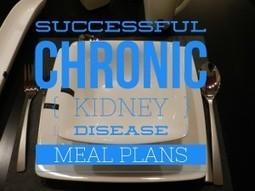 Successful Chronic Kidney Disease Meal Plans | Cardiac Diet Meal and Menu Plan | Scoop.it
