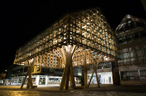 The project Atelier Oslo and AWP: Lantern in Sandnes - Buildings and public places | FASHION & LIFESTYLE! | Scoop.it