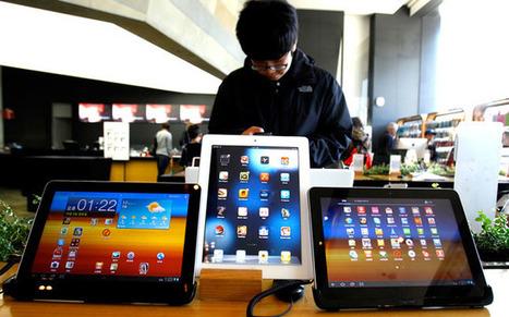 Steve Jobs a créé la Génération Ipad : Enfants et tablettes électroniques, attention à l'utilisation - RTL.be   INFORMATIQUE 2015   Scoop.it