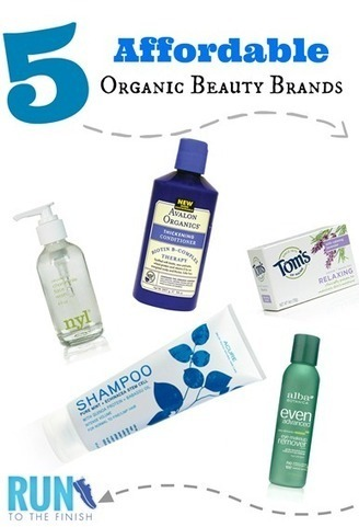 5 Affordable Organic Beauty Brands | peaceful lady | Scoop.it