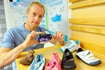Chaussures pour enfants: la simplicité avant tout   le confort des pieds   Scoop.it