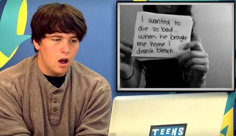 Teens React to Chilling Cyberbullying Video | cyberbulling and its effects on teens | Scoop.it
