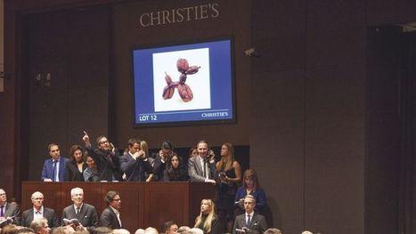L'art contemporain n'est guidé que par des critères de marché - Le Figaro | art move | Scoop.it