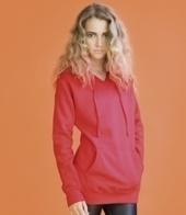 Skinnifit Long Length V Neck Hoodie | Personalised t-shirts | Scoop.it