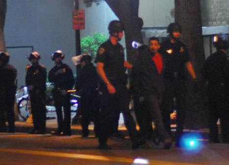 City Moves to Destroy Occupy San Diego Encampment Outside Civic Theater – 5 Arrested | Occupy California | Scoop.it