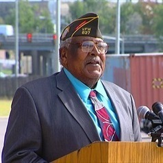 African-American Marine Finally Gets Recognition For His Years of Service | Black People News | Scoop.it