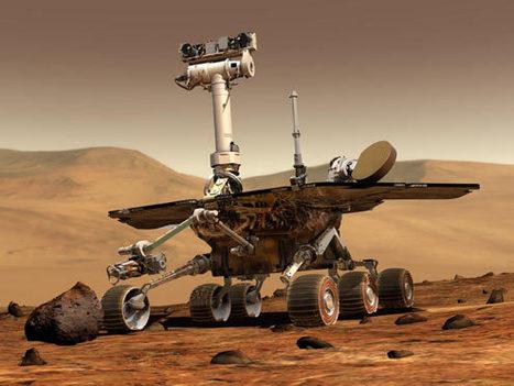 Tom's Astronomy Blog » Blog Archive » Goodbye Spirit – You Done Good! | Astronomy | Scoop.it