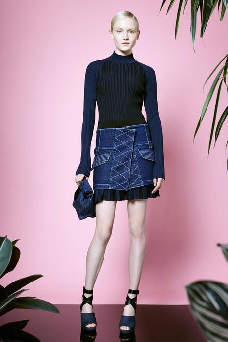 RESORT2015 OPENING CEREMONY   fashion girl   Scoop.it