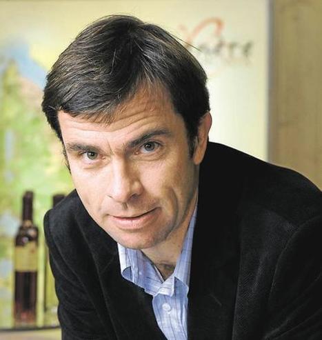 Bernard Farges, à la tête de la filière vin de Bordeaux - Les Échos | Château Macay | Scoop.it