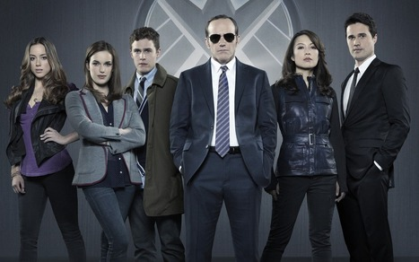AGENTS OF SHIELD: AGENCY, INSTITUTIONS AND TRANSMEDIA SERIALISATION | immersive media | Scoop.it