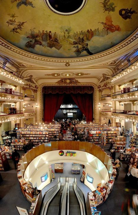 Most Interesting Bookstores of the World | The Future Librarian | Scoop.it