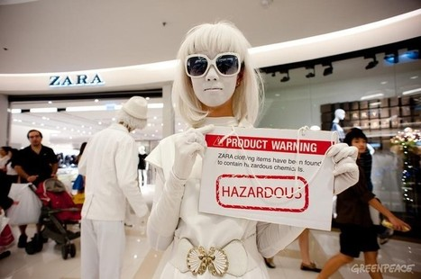 Zara 'Detox' Day of Action in Bangkok | Save it, it's yours, it's mine, it's ours. | Scoop.it