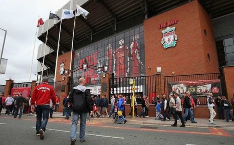 Liverpool's Anfield redevelopment plans hit by impasse over six neighbouring properties - Telegraph | Sports & Life | Scoop.it