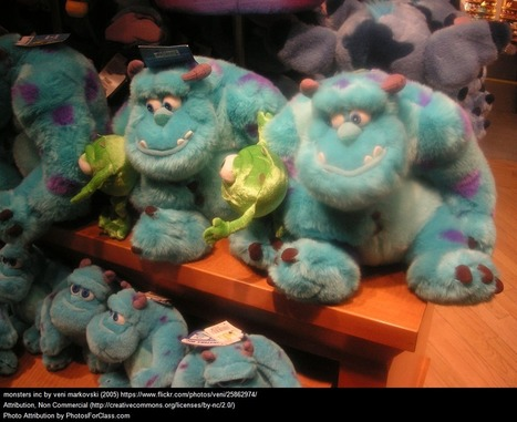 "Video: Bloom's Taxonomy According To ""Monsters Inc."" 