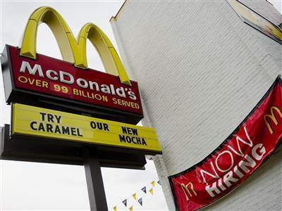 Want fries with that? McDonald's calorie information to menus | Sports Ethics: Byrd, C. | Scoop.it