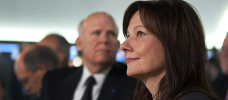 Be Like Mary Barra: How HR Leaders Can Become CEOs | HR Transformation | Scoop.it