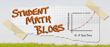Creating a Community for Students Blogging in Math | Mathlete Blogs | education | Scoop.it