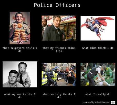Police Officers | What I really do | Scoop.it