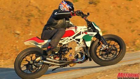 RSD Desmo Tracker review - Strip club | Alan Cathcart | Business Standard MOTORING | Ductalk | Scoop.it