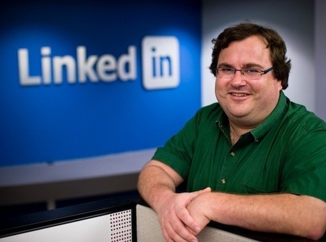'Network literacy' is the one form of literacy you need most: LinkedIn's Reid Hoffman | Impact Lab | leapmind | Scoop.it