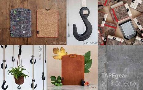 Twitter / tapegear: Made from sustainable resources ... | Eco-materials | Scoop.it