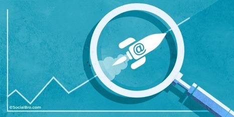 8 consejos sobre social media de 3 expertos en SEO - SocialBro | #MasterRedesUNED | Scoop.it