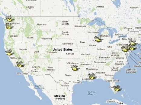 Ce que les séries télé révèlent des villes américaines - Rue89 | Actu séries | Scoop.it