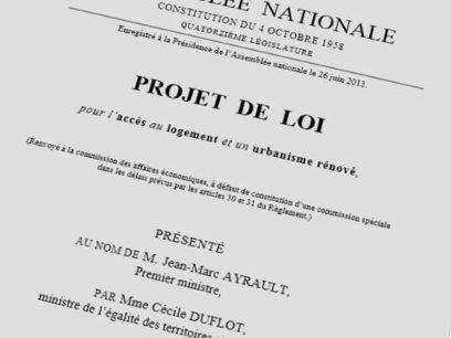 Projet de loi Duflot : ce dont les sénateurs vont débattre | Immobilier | Scoop.it