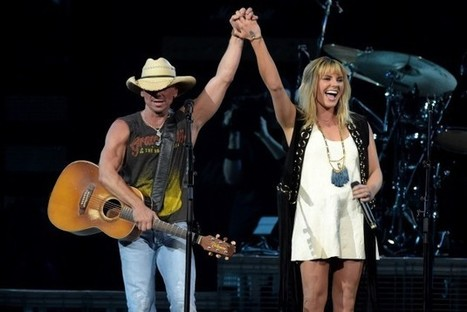 Kenny Chesney Praises Grace Potter: 'She's Got a God-Given Instrument' | Country Music Today | Scoop.it