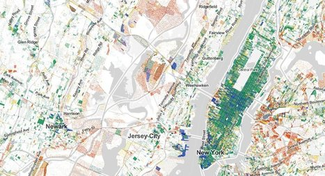 Every Job in America, Mapped | Geography Education | Scoop.it