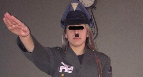 No charges for New Jersey cop's daughter after she dressed as Hitler and threatened to kill Jews   Daily Crew   Scoop.it