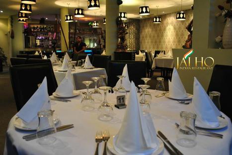 Indian Dining Restaurants Authentic Food Taste | JAI HO INDIAN RESTAURANT | Scoop.it