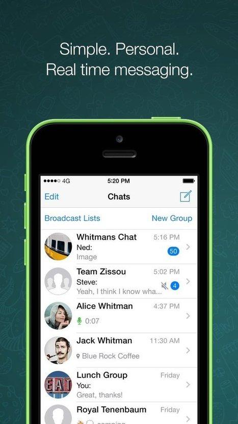 WhatsApp: Facebook won't change our values - wtvr.com | values education | Scoop.it
